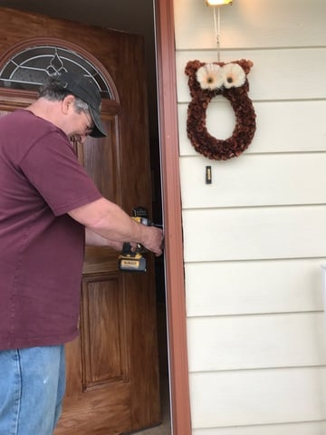 BM Maintenance & Remodeling New Door Installation